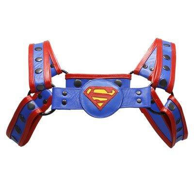 Addikt Super Hero Leather Harness